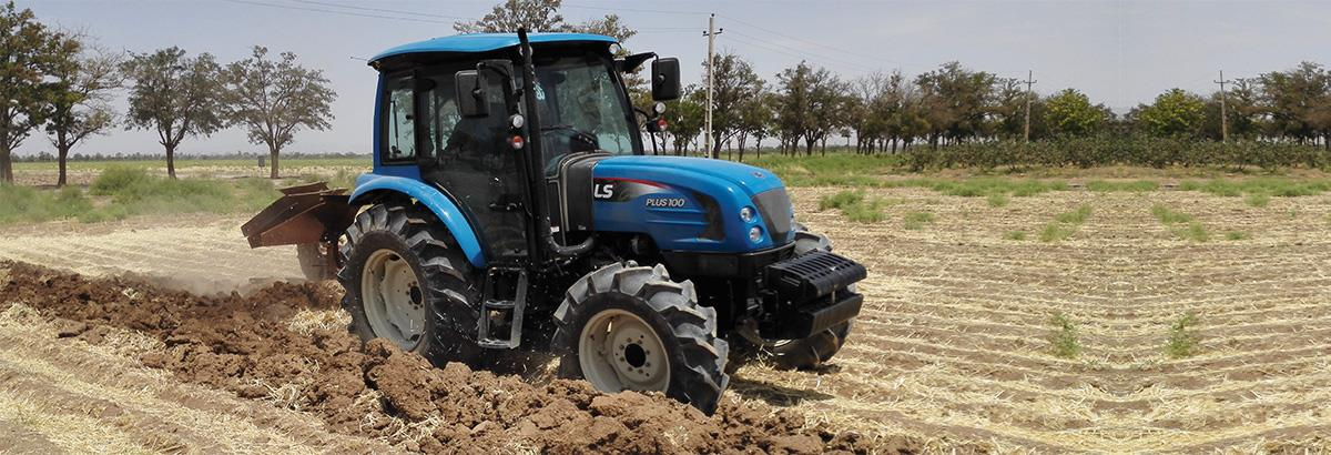 Ls Tractors by Specific Design and also Equipped with (Iveco) Italian Heavy Gear and Powerful Motor